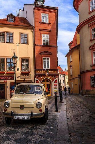 Автобусні тури в Чехію