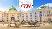 Вікенд по-європейськи: Будапешт, Відень, Прага, Краків