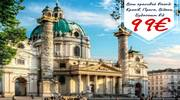 Ваш красивый уикенд Краков, Прага, Вена, Будапешт