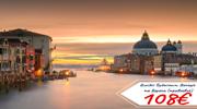 Вихідні Будапешт, Венеція та Верона