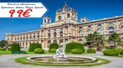 Уикенд по-европейски: Будапешт, Вена, Прага, Краков