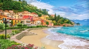 Уголок морского рая... Италия