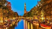 # Париж и # Амстердам - город праздник, город мечта ...