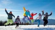 Новорічна казка Словаччини! Новий рік в Високих Татрах!
