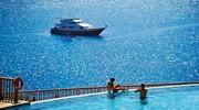 Полетели фотографироваться в панорамном бассейне Reef Oasis Blue Bay 5 *, Египет, Шарм-эль-Шейх!