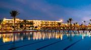 Готель з великою зеленою територією у Єгипті