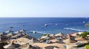 Єгипетський готель з хорошим кораловим рифом