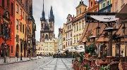 Яскраві вихідні в Празі та Дрездені