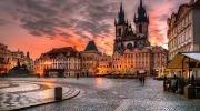 Венеція та Прага