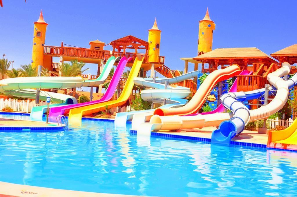 ЕГИПЕТ! Качественный отель, аквапарк, коралловый риф