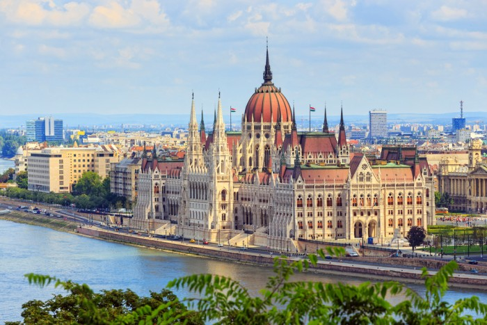 Угорський шарм + Відень   !!!