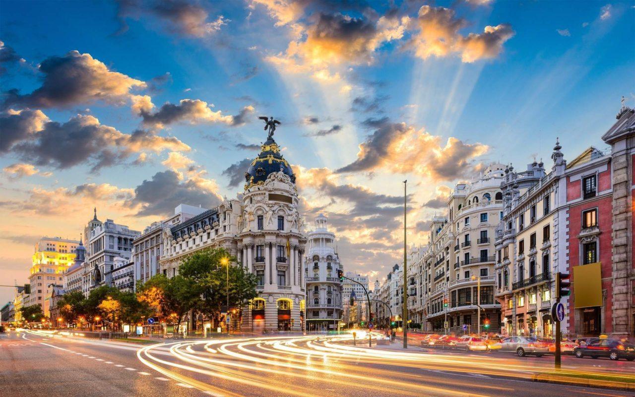 АВІАКВИТОК   Тімішоара - Мадрид
