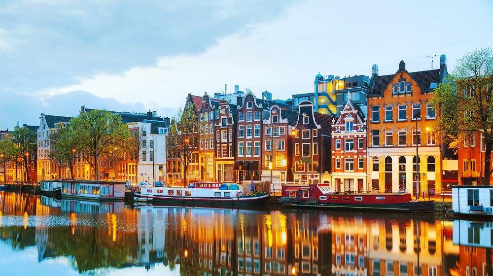 БЛИЦ Амстердам !!!