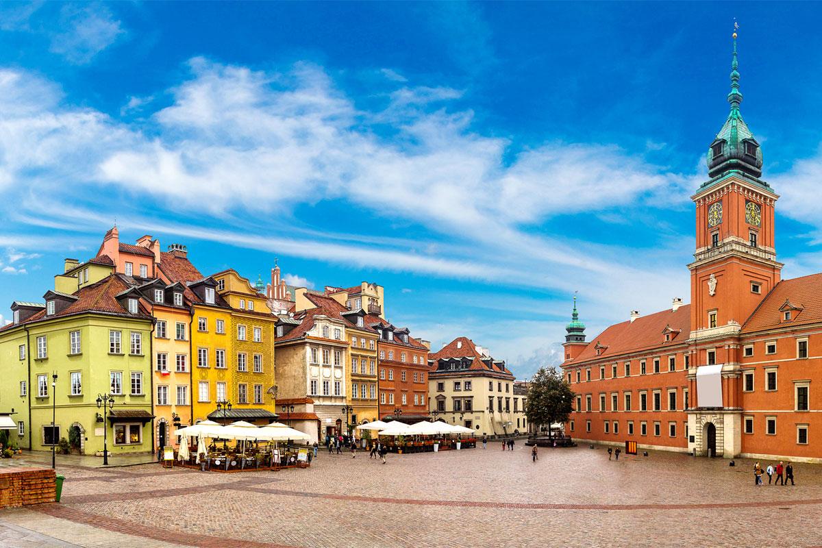 БЛІЦ  Варшава та Берлін !!!