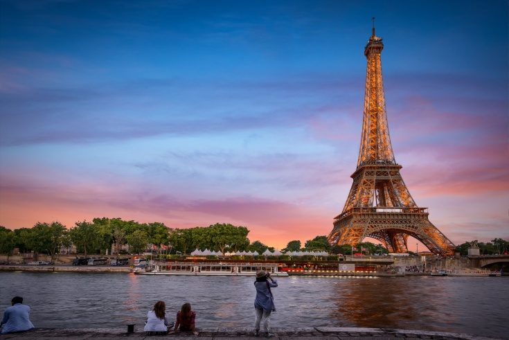 АВІАКВИТОК   Тімішоара - Париж