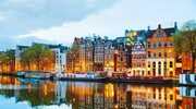 Бліц Амстердам та Париж!!!