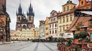 Бліц Прага та Відень!!!