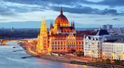 Вихідні Будапешт і Відень