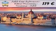 Угорський шарм + Відень