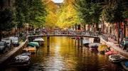 «Париж и Амстердам – город праздник, город мечта..».