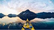 Регіон фіордів Норвегії - якраз таке місце, де яскраві кольори в надлишку