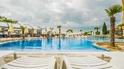 Тихий готель на кінцевій точці Сонячного Берегу Болгарії Marlin Beach 4*.
