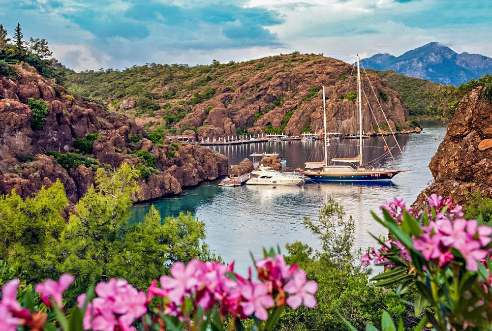 Датча – невелике приморське містечко в Туреччині, затишне та атмосферне