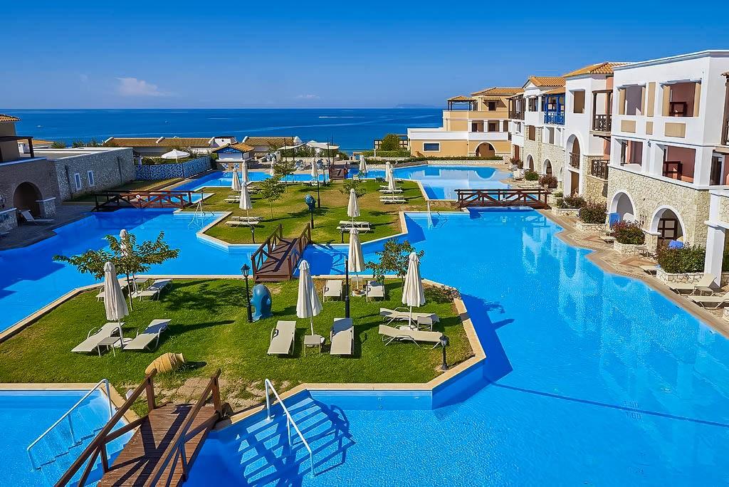 Aldemar Olympian Village 5 * в Греции - рай существует!