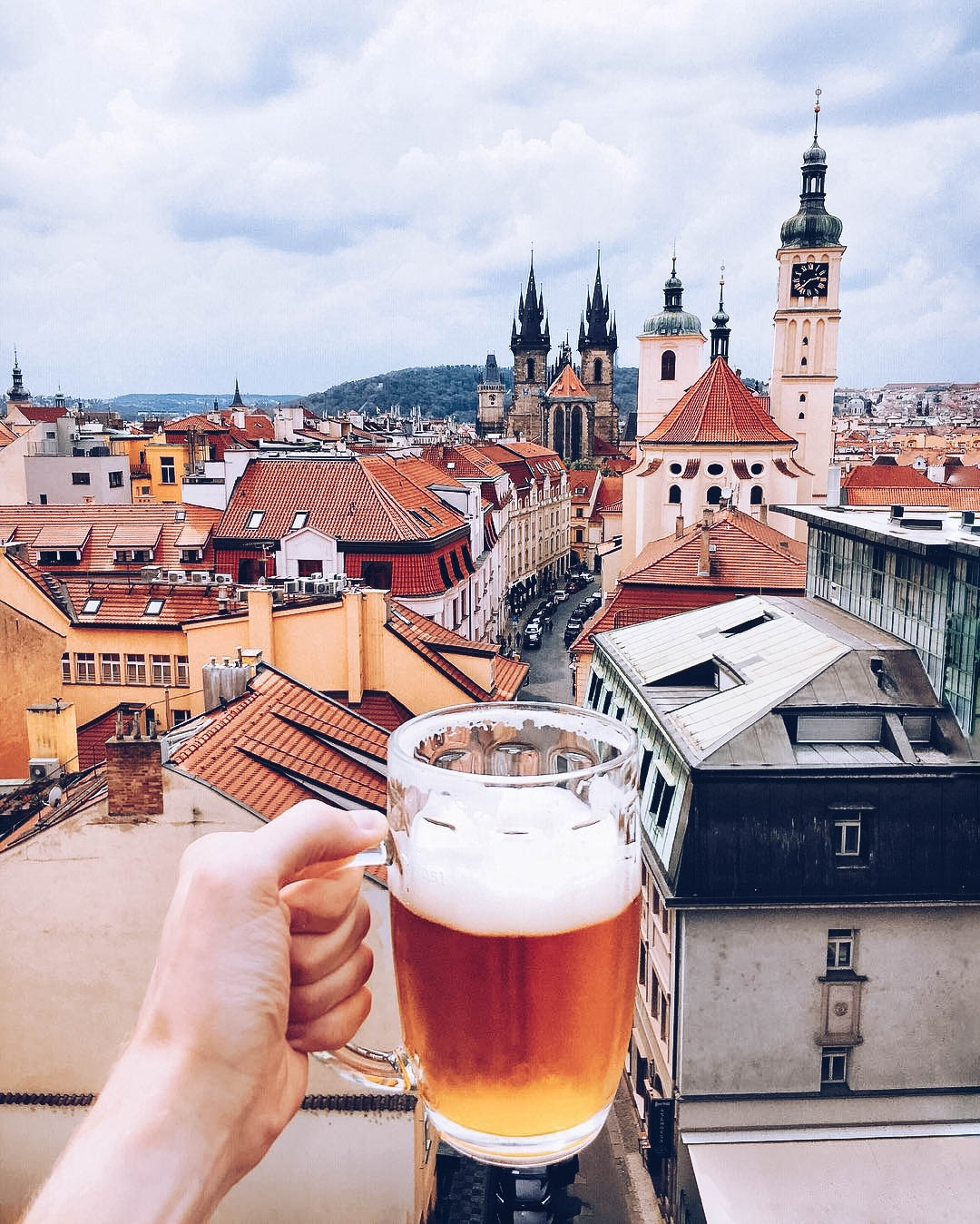 GO в Прагу!