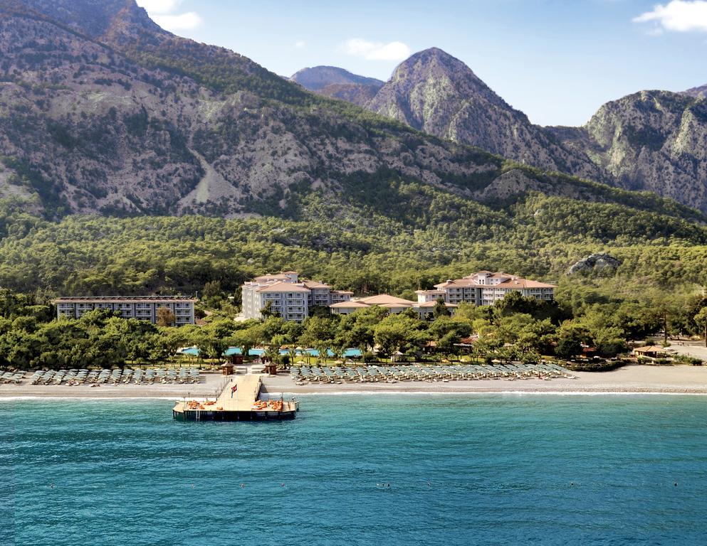 Ну дуже популярний готель в Туреччині - Ak-ka Antedon 5*