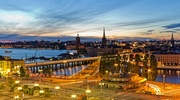 Стокгольм здесь! Автобусный тур на 5 дней.