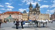 Прага + Дрезден Автобусний тур зі Львова