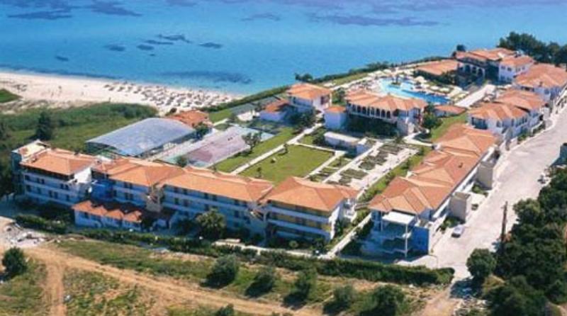 Aristoteles holiday resort 4 греция халкидики афон