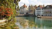 Швейцарія - надзвичайно красива ...