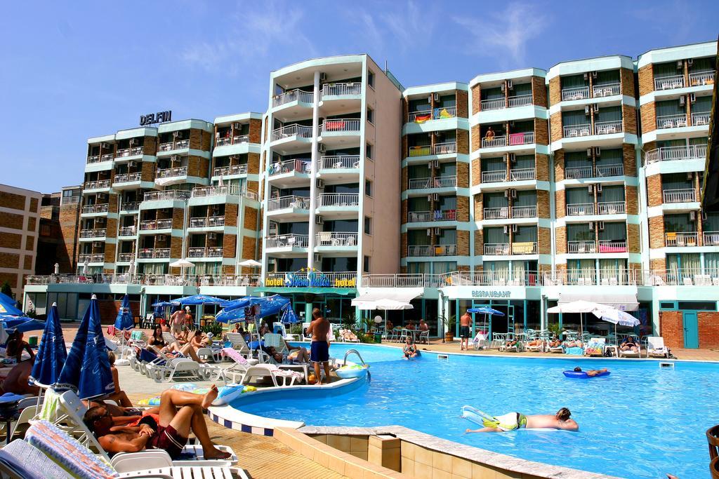 Болгарія, Сонячний Берег  Hotel Delfin 3*