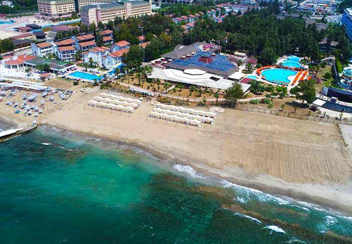 Туреччина, Аланія  Bayar Garden Beach 4*
