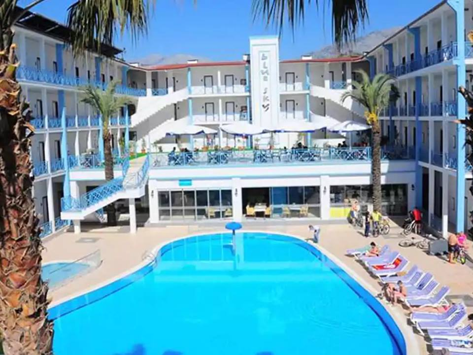 Туреччина, Аланія  Blue Sky Hotel 4*