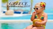 До завершения раннего бронирования по Греции осталось 18 дней!
