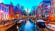Амурні пригоди в Амстердамі і Парижі