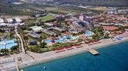 Прекрасний готель Limak Limra 5* розкинувся на березі Кемера