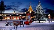 Лапландія - тут живе Санта!