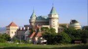 Відпочинок в замках Словаччини