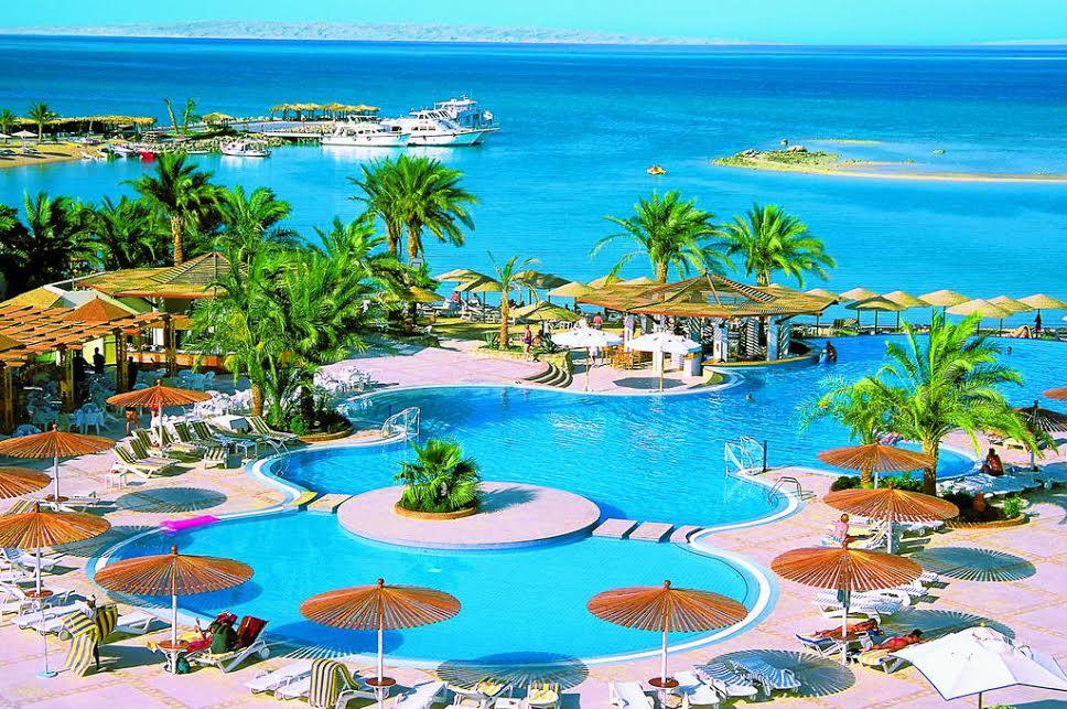 Скучаете по солнцу и теплу? Отправляйтесь в Египет!