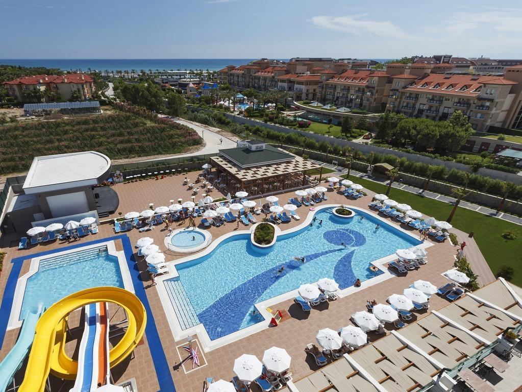 ТУРЦИЯ  РАННЕЕ БРОНИРОВАНИЕ  Luna Blanca Resort & Spa 5 * (Сиде)