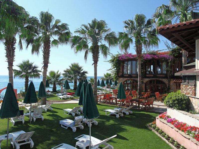 Турция с Черновцов Sea Gull Hotel 4 * All Inclusive   (Кемер)