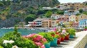 Тиждень на курорті Греції