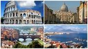 Безумний вікенд в Італії