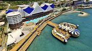 Лето в Турции продолжается, температура +32 море +25.