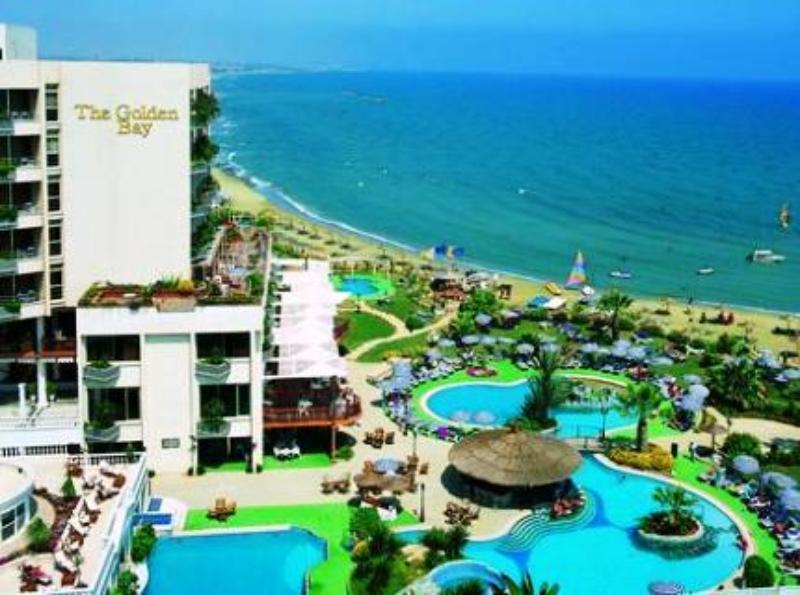 Кипр ларнака отель голден бей 5