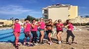 Фитнес-тур в Грецию с Александрой Шульгиной